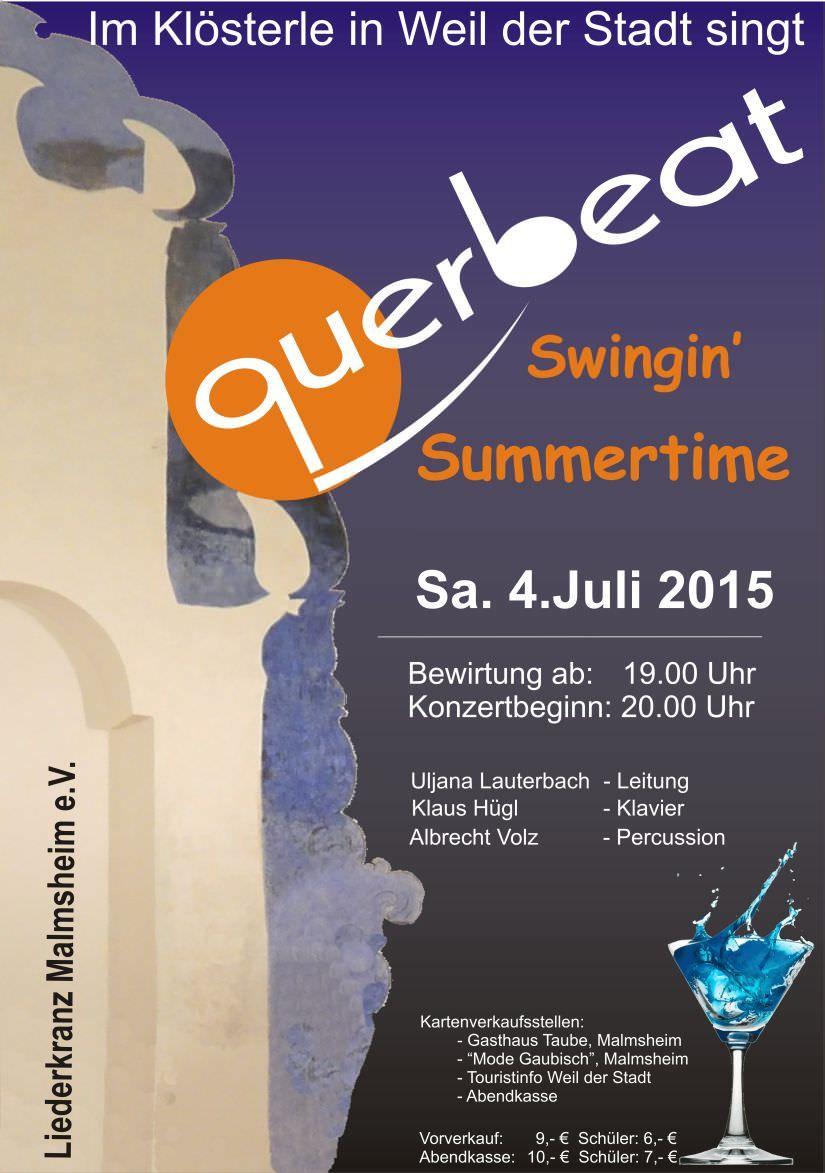 Swingin'  Summertime