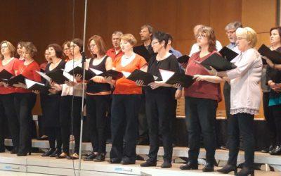 Querbeat Probe beim Musikverein Malmsheim