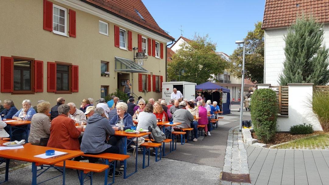 2 Tage Jubiläumsfest