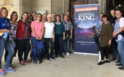 Martin Luther King – Regionalprobe am 22.9.19 in Ludwigsburg